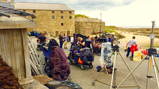 Whisky Galore Film Crew